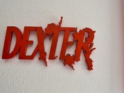 Logo serie Dexter