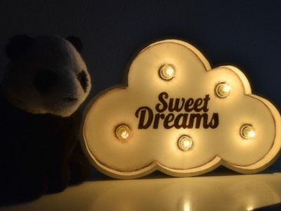 Nube con luces personalizable